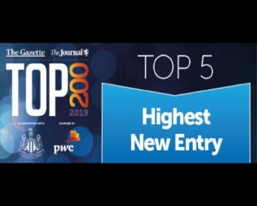 North East Top 200 List Highest New Entry Thumbnal