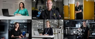 Universal Wolf Women in Engineering banner
