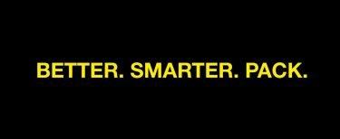 "Universal Wolf ""Better, Smarter. Pack"" banner"