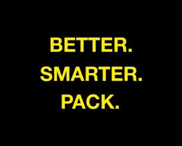 """Universal Wolf banner showing words """"Better, Smarter. Pack"""""""