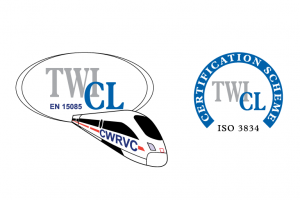 Certification for Welding of Railway Vehicles and Components CWRVC and ISO 2824 part 2
