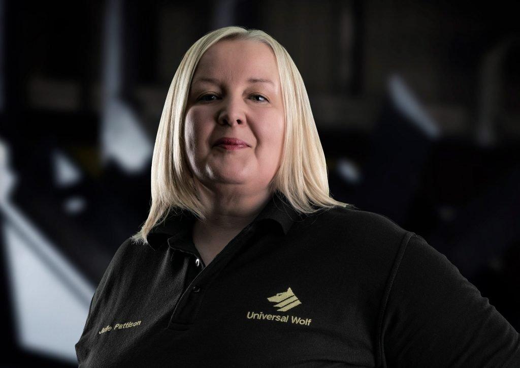 Julie Pattison - Business Development Controller