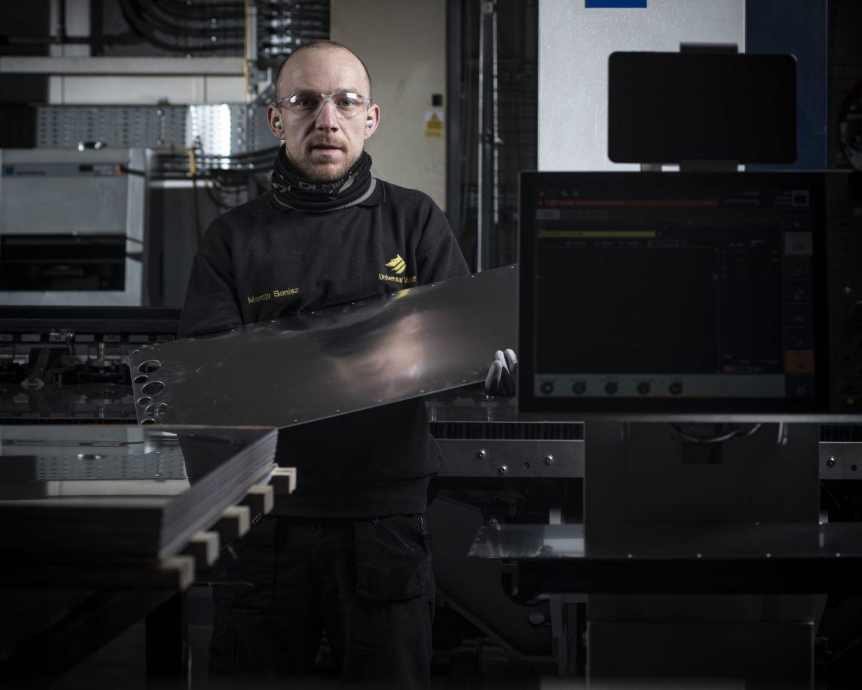Metal profiling engineer