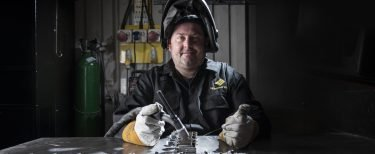Sheet metal welding and fabrication