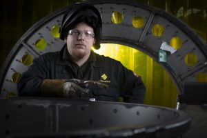 Metal fabrication and assembly service