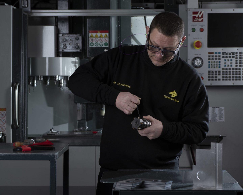 CNC Machining Engineer