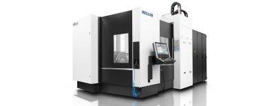 Heller 5 Axis CNC machining centre
